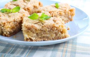 Szybkie ciasto jabłkowe, TanieSianie, Tanie Sianie