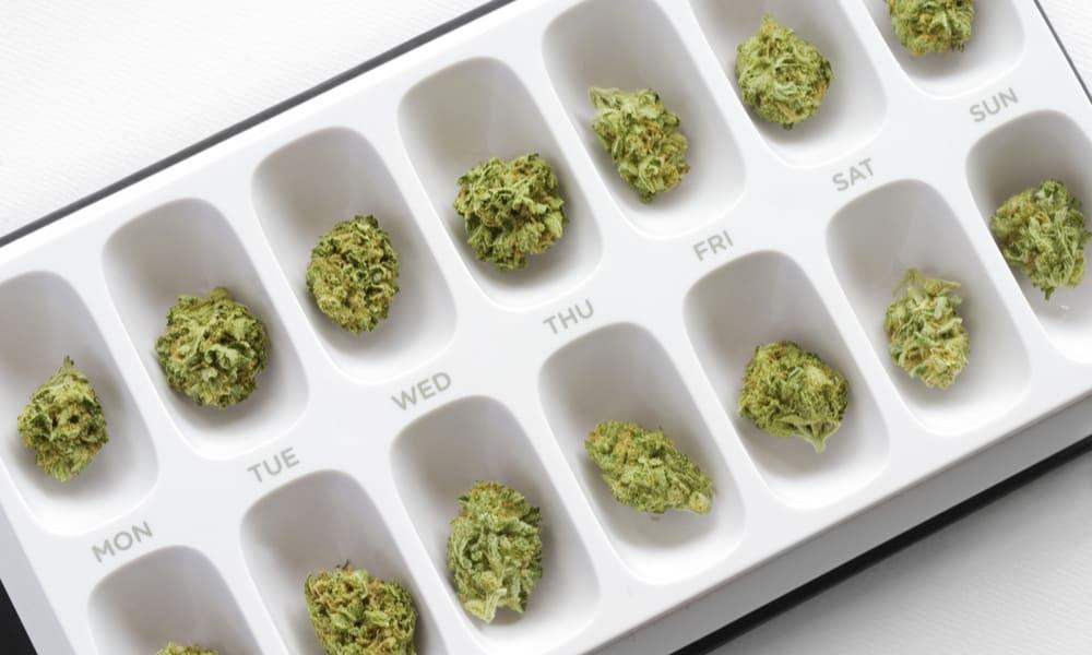 Laboratoria Cannabis Dołączają Do Walki Z COVID 19, TanieSianie, Tanie Sianie